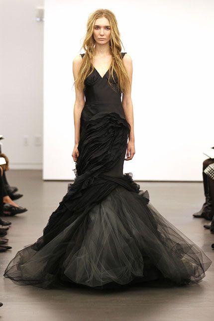 Wedding Dress  Schwarzes Kleid Zur Hochzeit Traum