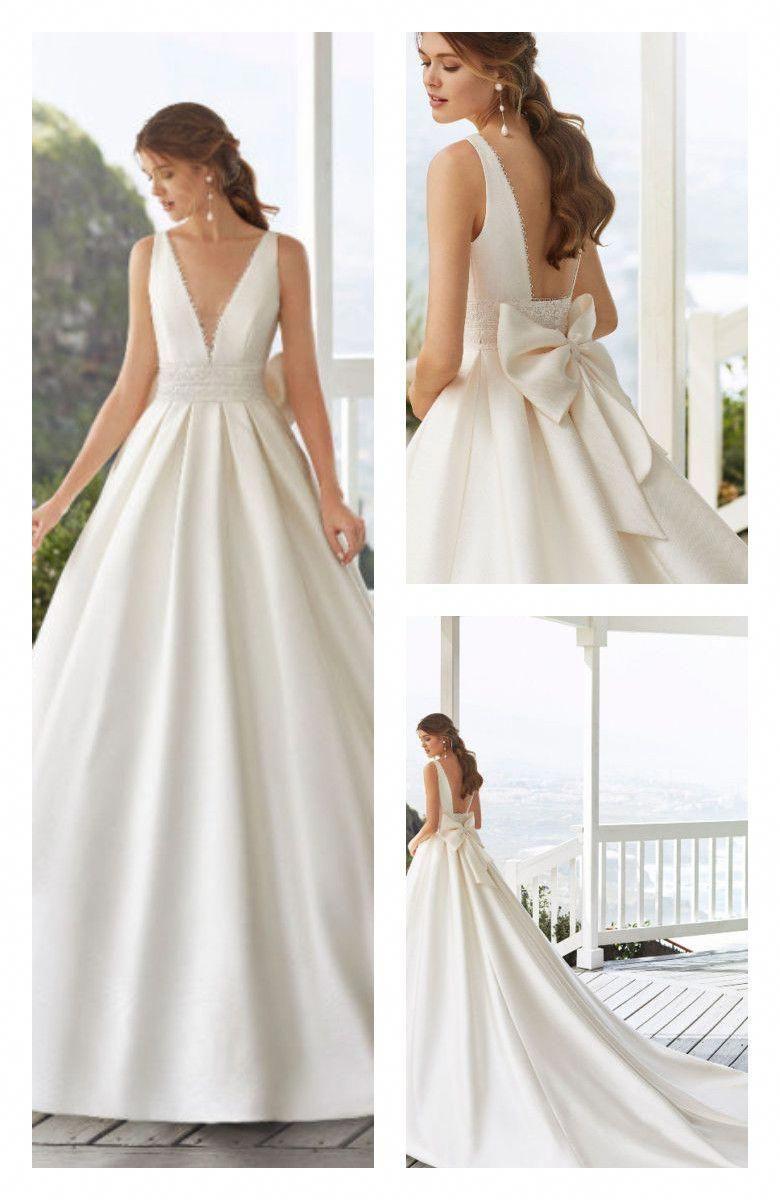 Weddingdress In 2020  Kleider Hochzeit Kleid Hochzeit