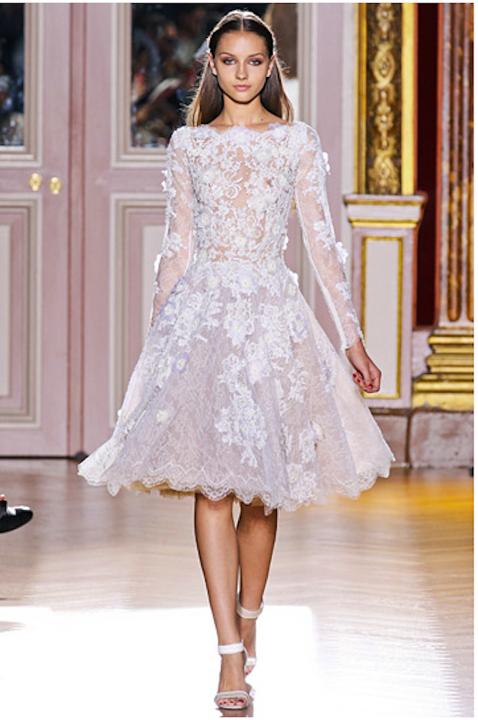 Weddingdress Mit Bildern  Couture Kleider Kleid