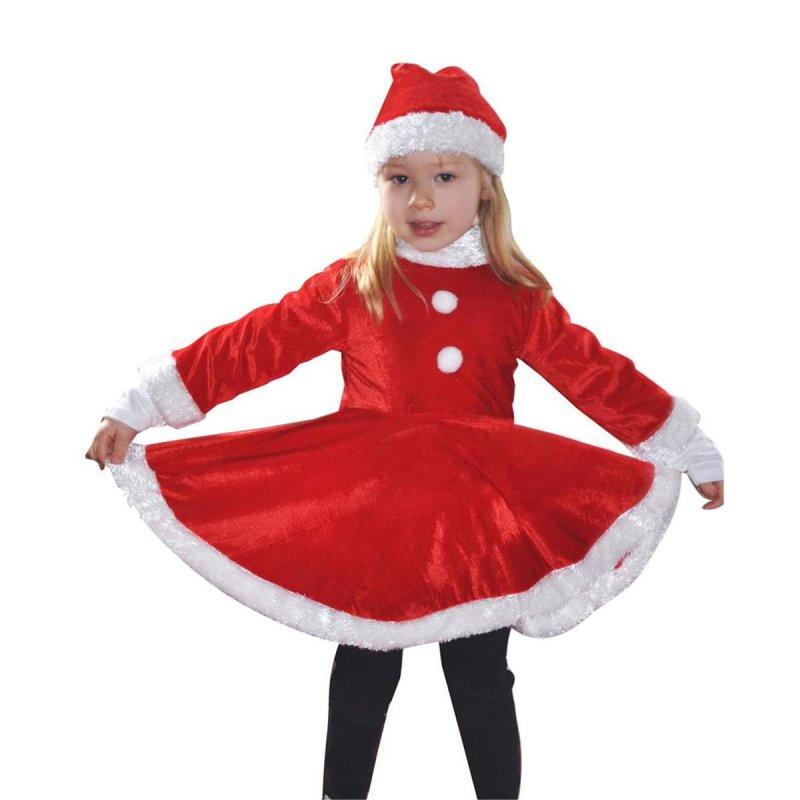 Weihnachtskleid Für Mädchen Ca 3  4 Jahre  Lively