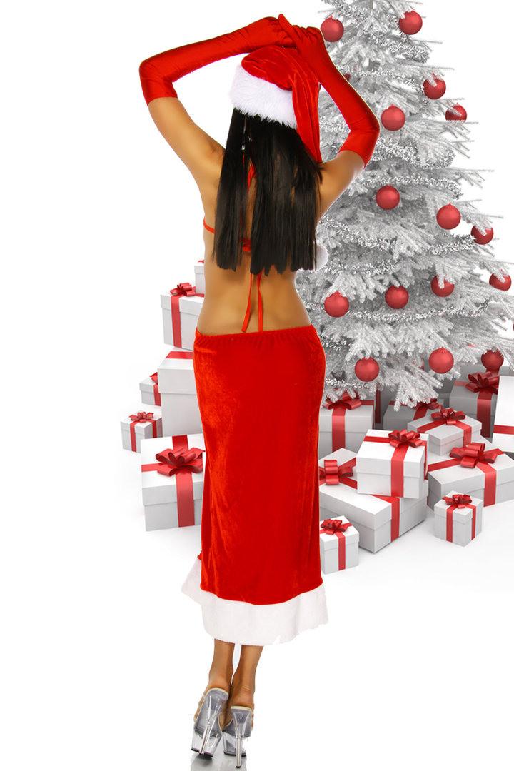 Weihnachtskleid  Judita Fashion