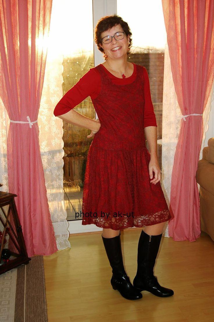 Weihnachtskleid Sew Along 2014  Weihnachtskleid Kleid