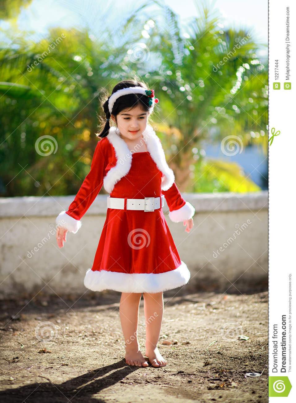 Weihnachtskleid Stockfoto Bild Von Fett Leuchten