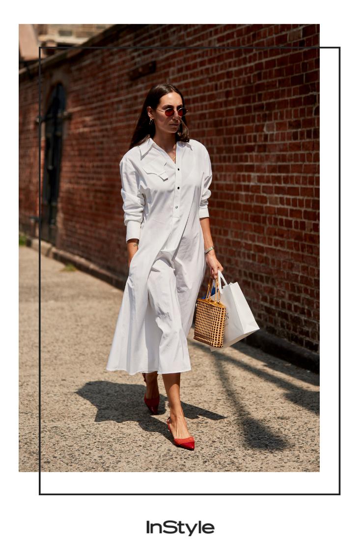 Weiße Kleider 2020 Trends  Styling  New Yorker Mode