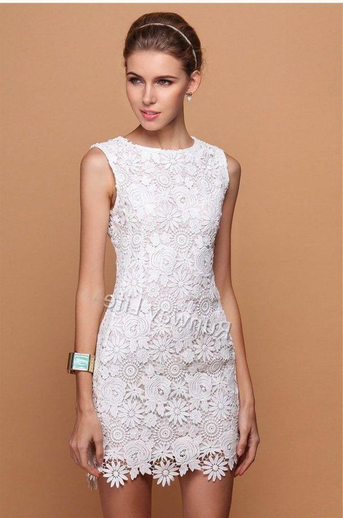 Weiße Kleider Für Verschiedene Anlässe  Lace Dress