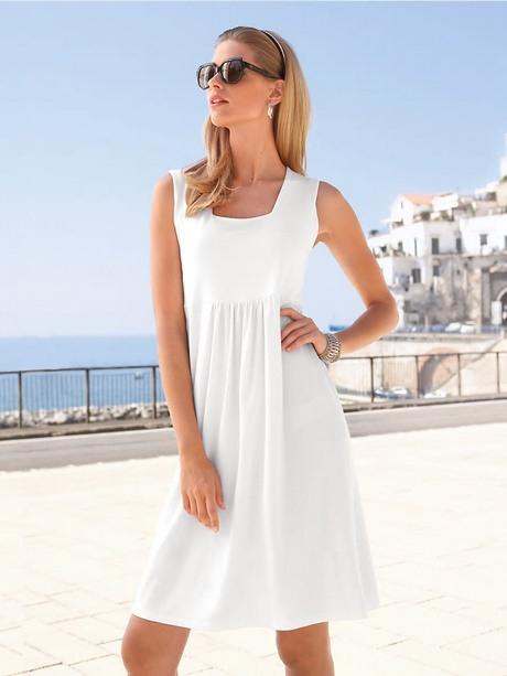 Weiße Sommerkleider Damen