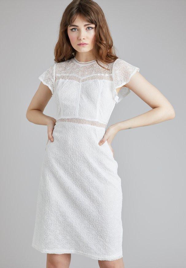 Weiße Sommerkleider Lang  Kurz Online Kaufen  Zalando