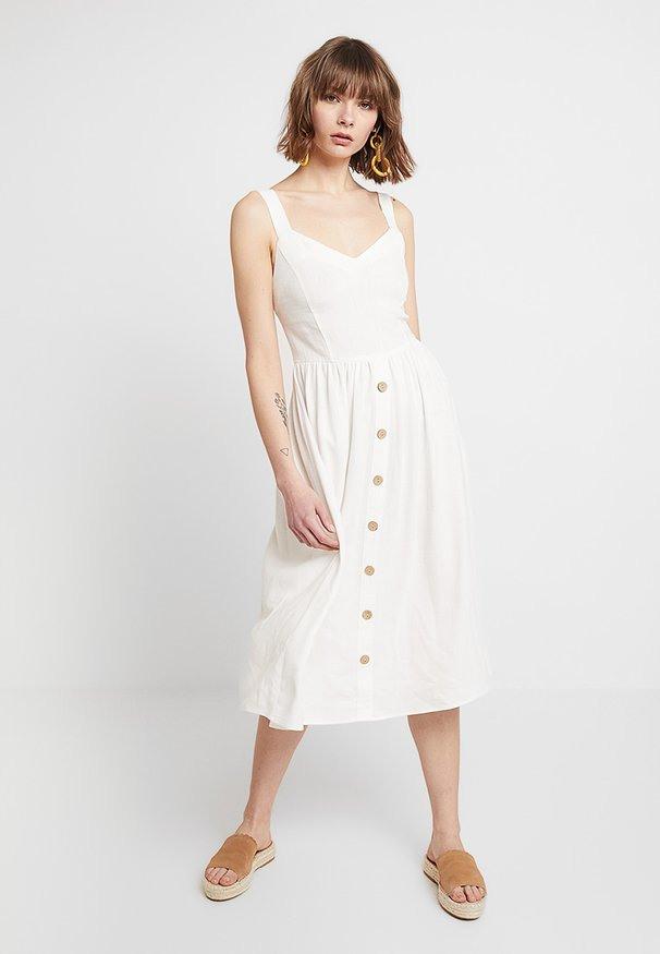 Weiße Sommerkleider Online Kaufen  Luftig Leichte Kleider