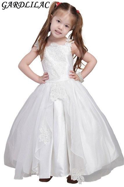 Weißes Kleid Für Kinder