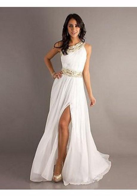 Weißes Kleid Griechisch