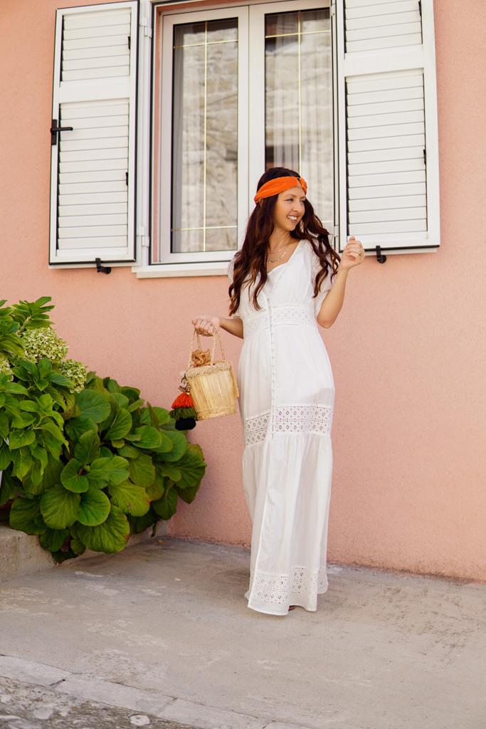Weißes Kleid Im Sommer Das Sind Die Schönsten Modelle