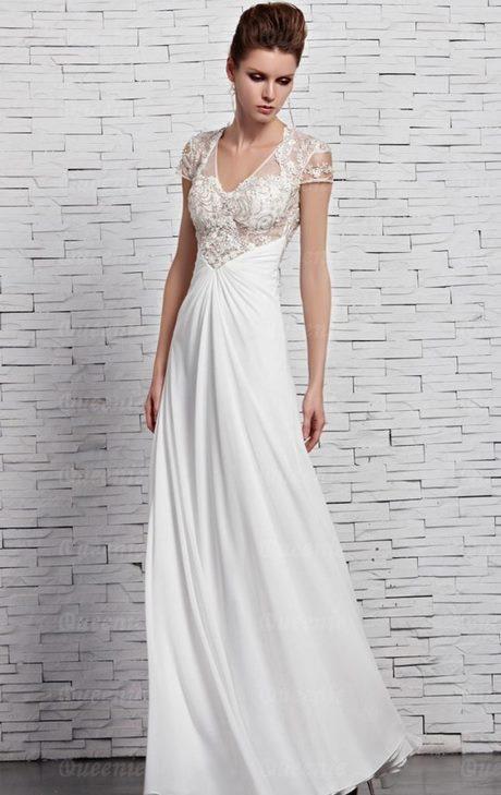 Weißes Kleid Lang Günstig