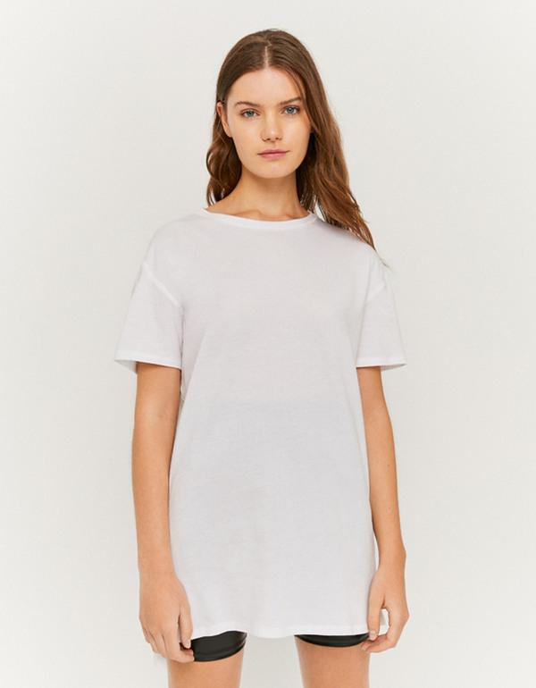Weißes Langes Tshirt Von Tally Weijl Ansehen