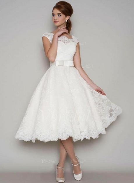 Weisses Kleid Für Standesamt