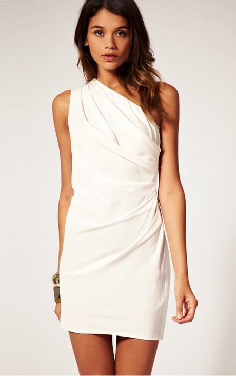 Weisses Sommerkleid