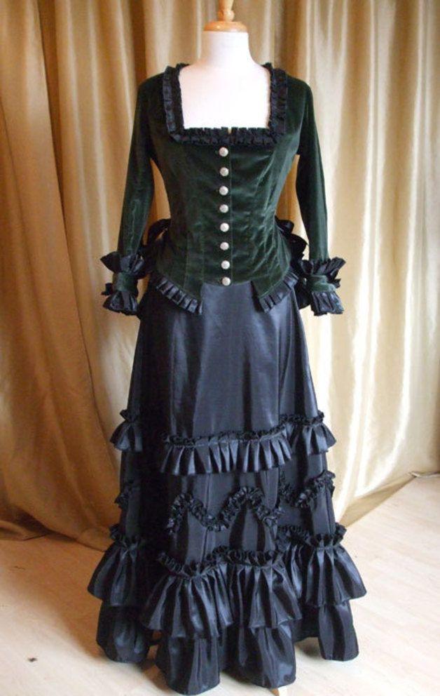"""Weiteres  """"Betty"""" Viktorianische Jacke  Ein"""