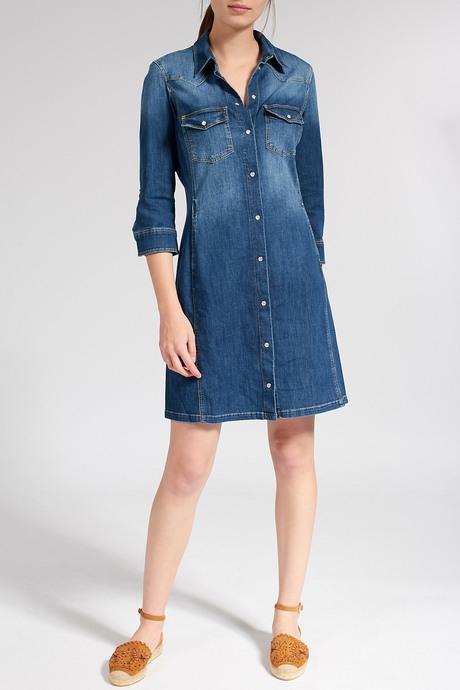 Welche Jacke Zum Jeanskleid