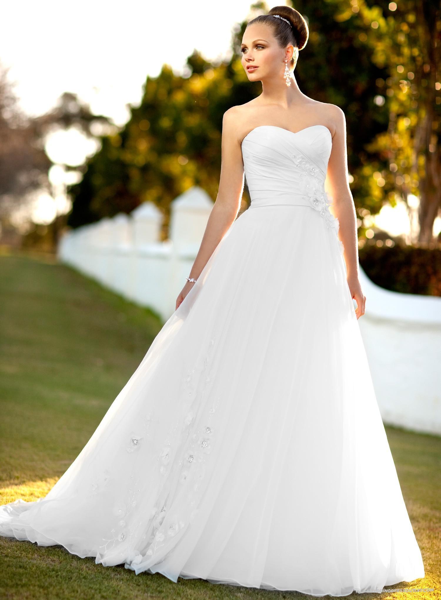 Welches Kleid Für Standesamtliche Trauung  Allmystery