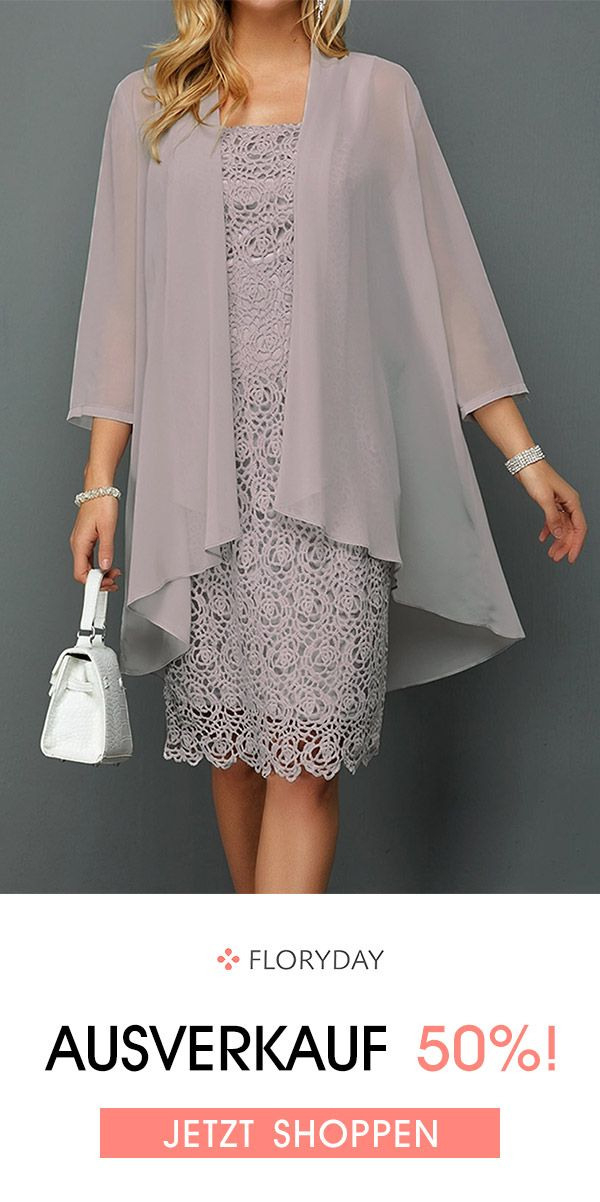 Wickeletuikleid  Damenmode Kleider Etuikleid Modestil