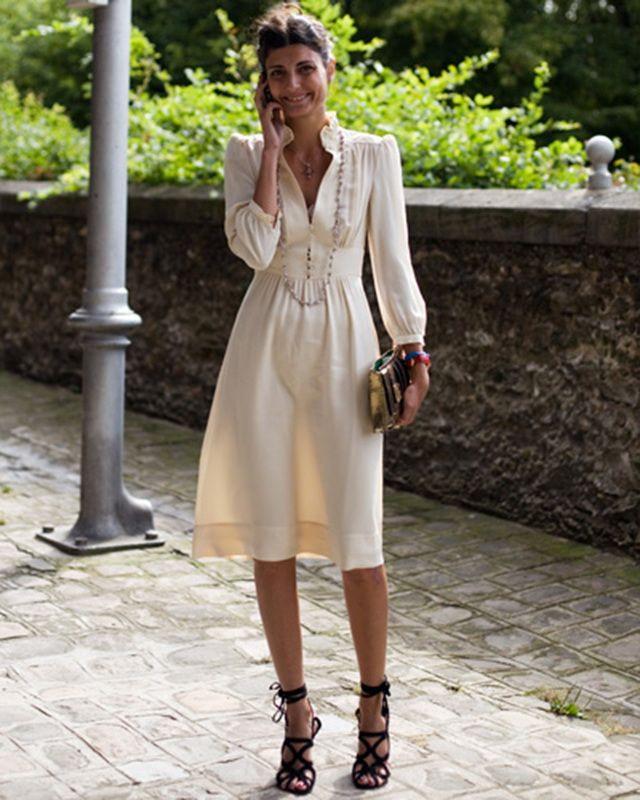 Wie Man Sich Wie Eine Italienische Frau Kleidet