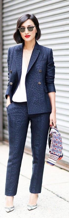 Work Attire  Mode Outfits Frauen Arbeits Outfits Büro