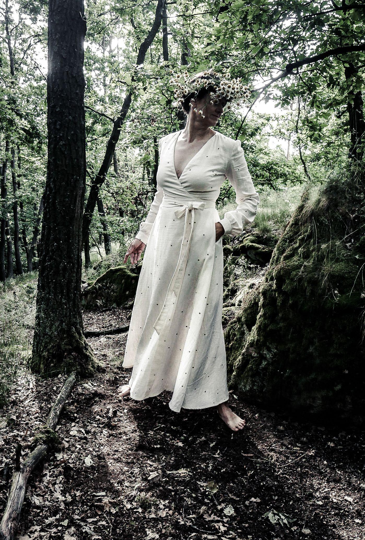 Wrap Dress In 2020  Kleiderschnitte Hosenschnitte Kleid