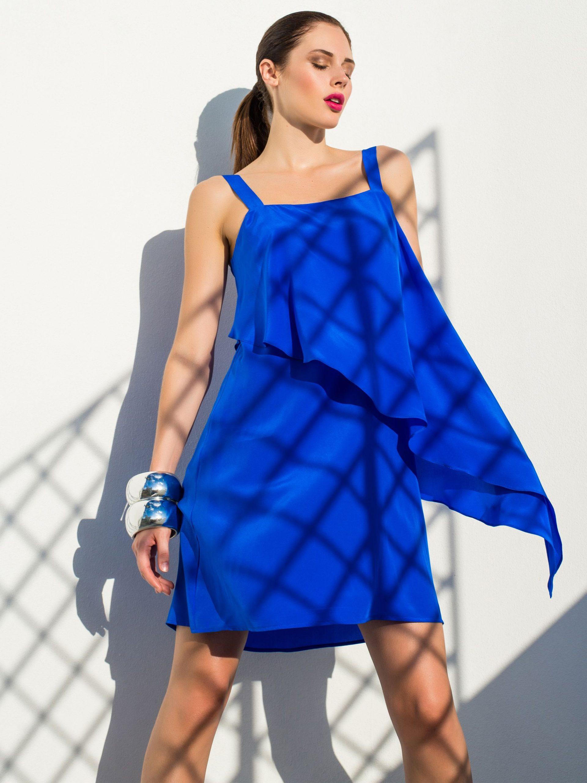 Wunderschöne Heiße Farben Für Sommer Party Kleider