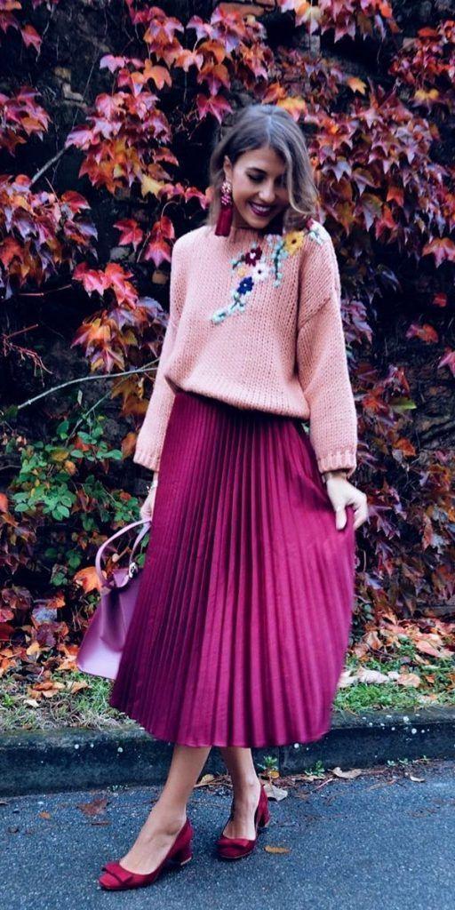 Wunderschöne Herbst Hochzeitsgast Kleider ★ Mehr Sehen