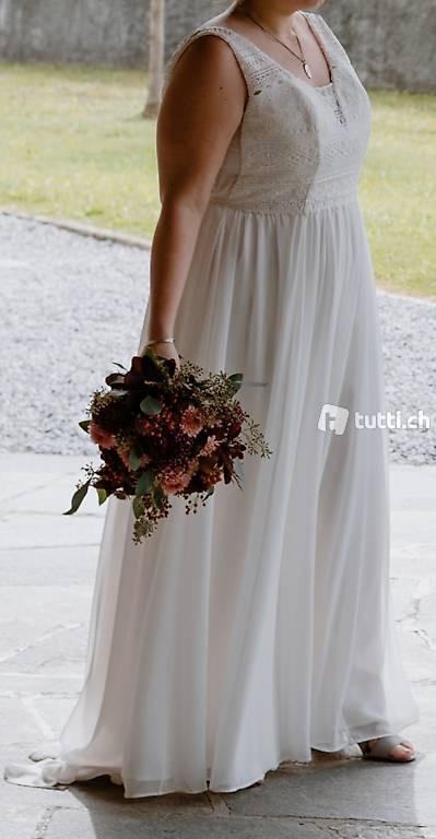 Wunderschönes Boho Hochzeitskleid In Bern Kaufen  Tuttich