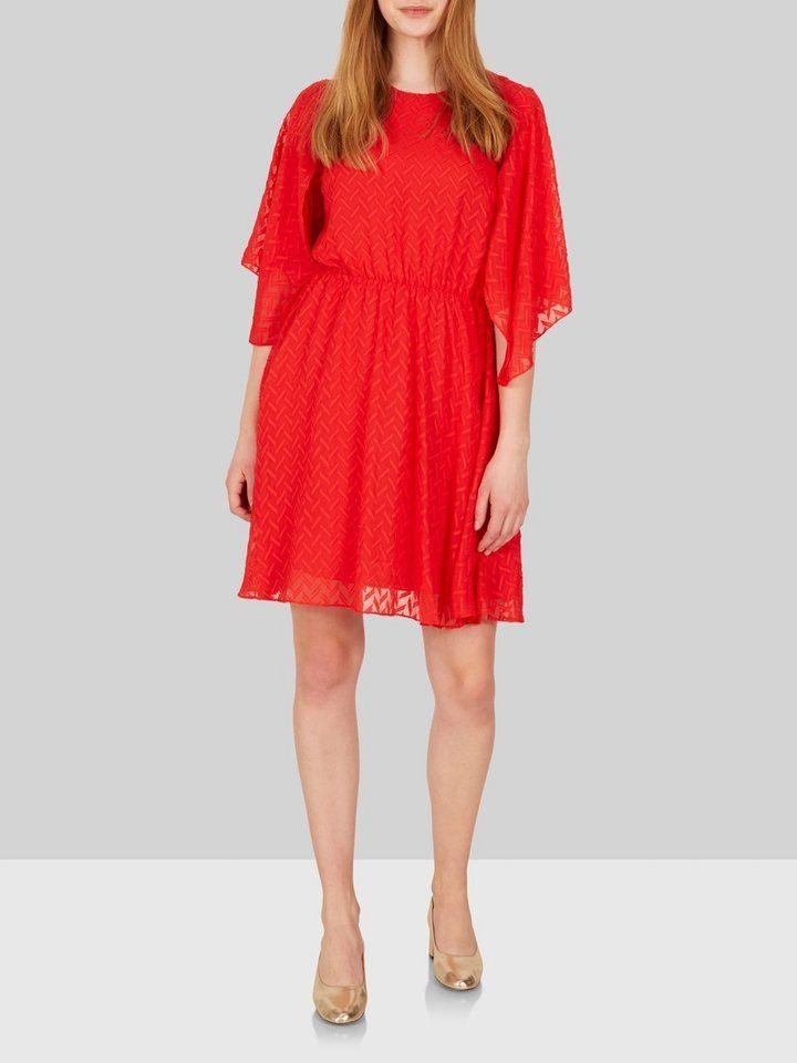 Yas Rotes Kleid Kleid Von Yas Online Kaufen  Rotes
