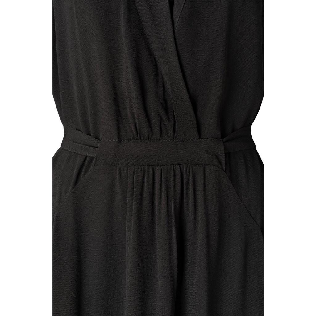 Yaya Viskose Kleid Schwarz In 34 Bis 40  Mehr Yaya Im Shop