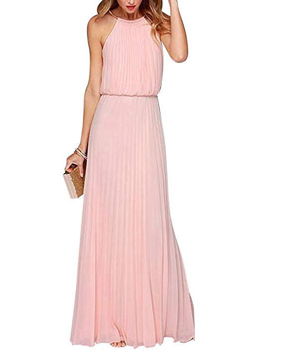Yigoo Kleider Abendkleider Lang Cocktailkleid Ballkleid
