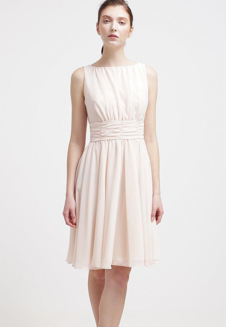 Zalando Cocktailkleid Rosa  Stylische Kleider Für Jeden Tag