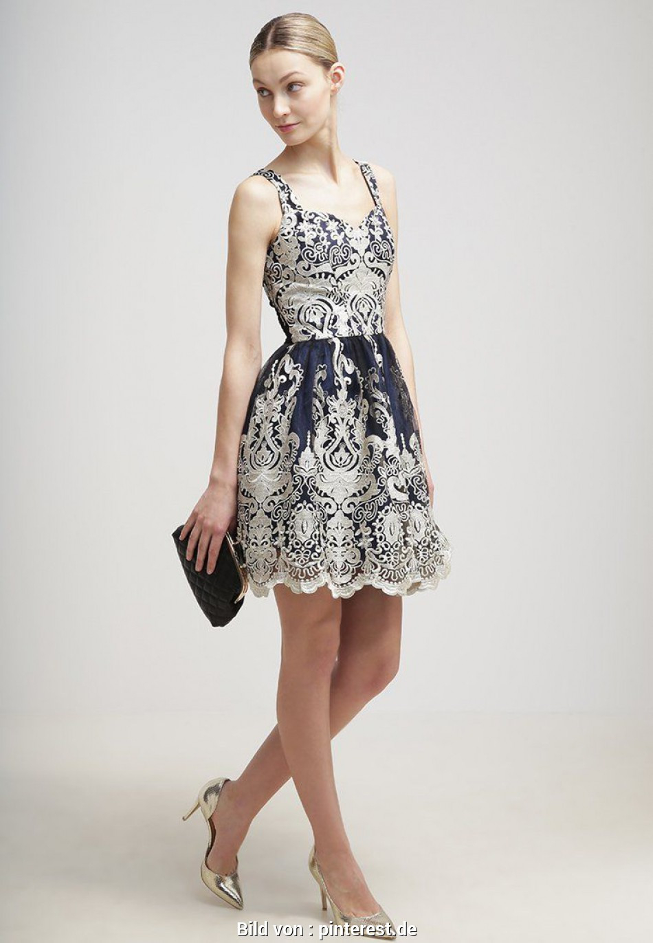 Zalando Kleider Elegant  Abendkleider  Elegante Ballkleider