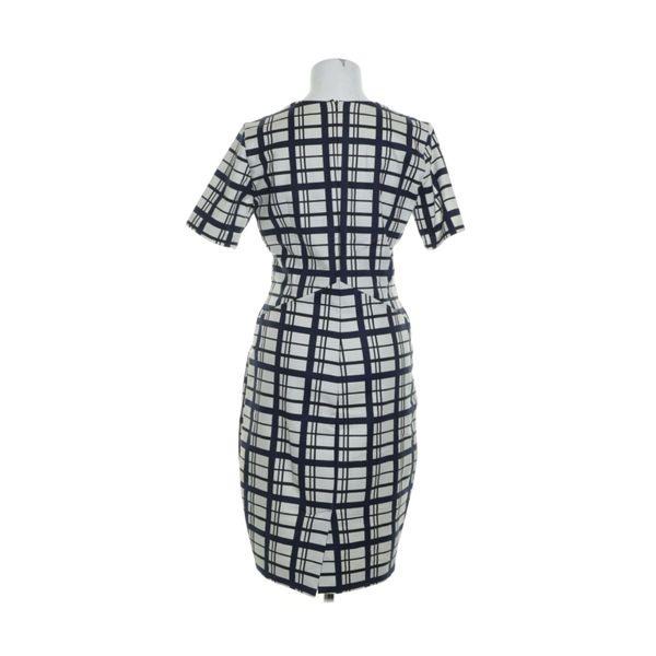 Zara Basic Kleid Größe M Schwarz/Weiß  Ebay