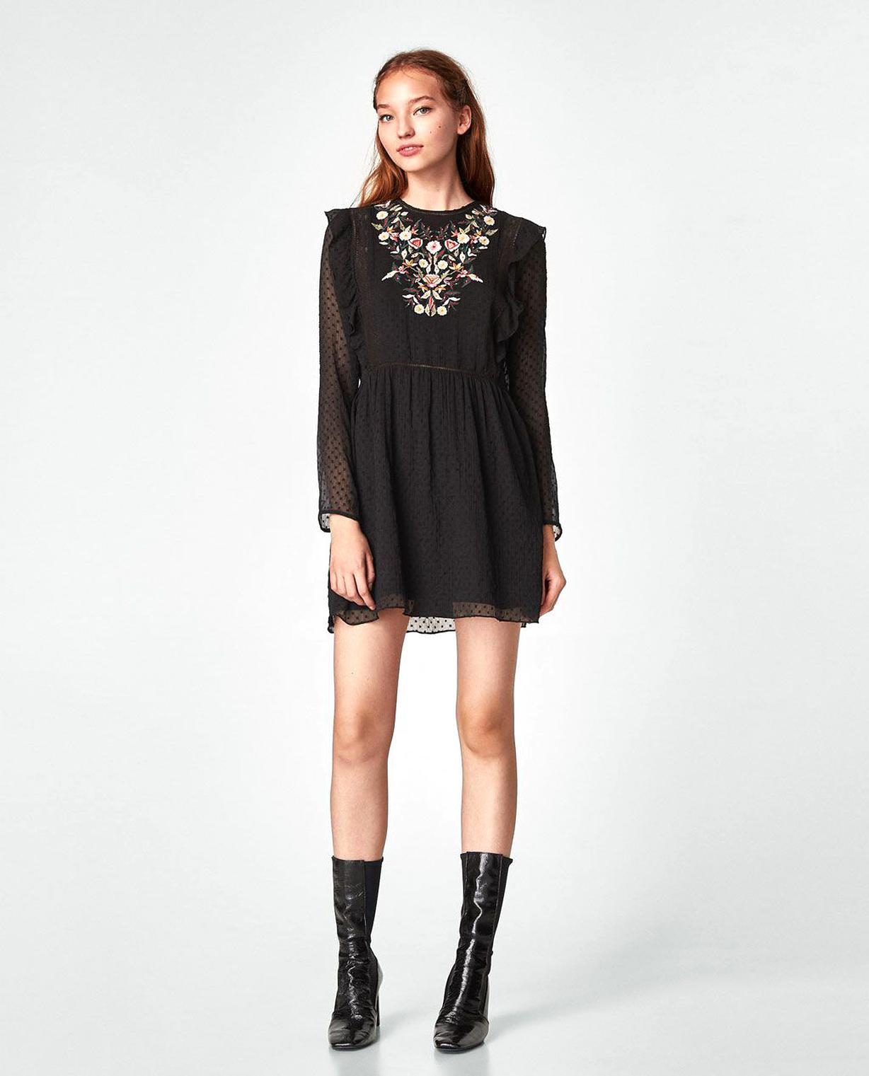 Zara Trf Kleid Gebraucht Kaufen Nur 2 St Bis 60 Günstiger
