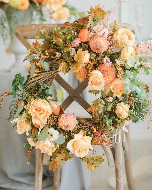 Zauberhafte Ideen Für Eine Romantische Herbsthochzeit