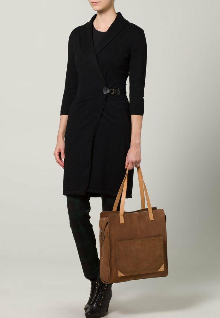 Zign  Shopping Bag  Brown  Zalando Kleidung Online Shops