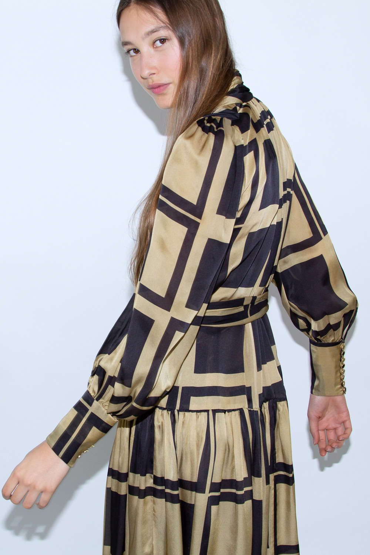 Zimmermann  Rollkragenkleid  Di Bel Fashion Store
