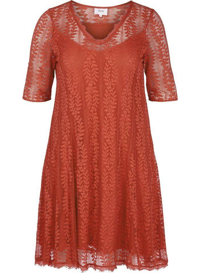 Zizzi Kleid  Kleid Mit Ärmel Modestil