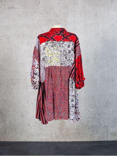 Zooloose Lala Berlin Kleid Mit Muster