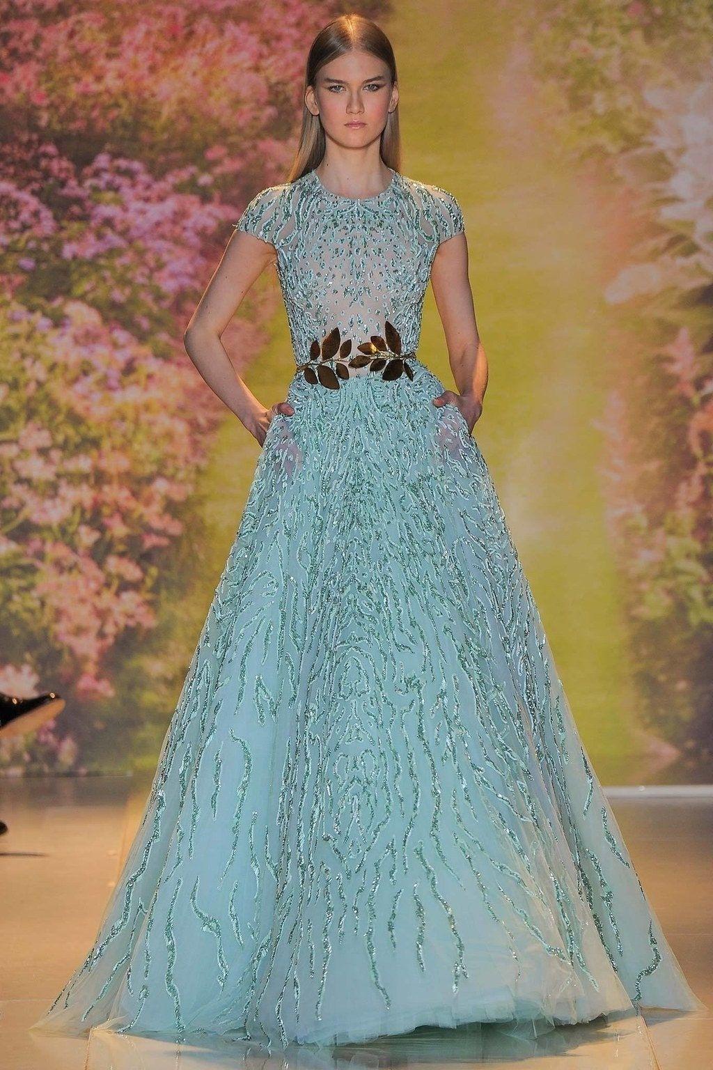 Zuhair Murad Frühjahr/Sommer 2014 Haute Couture