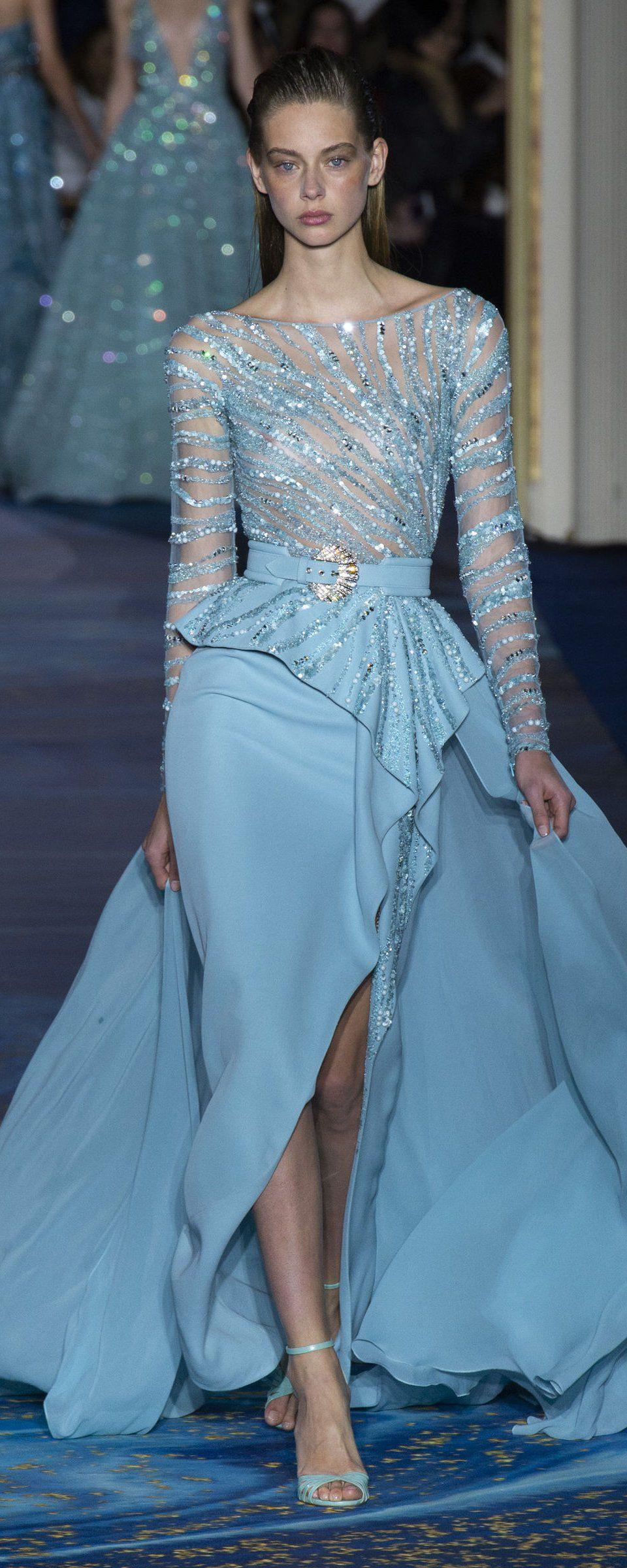 Zuhair Murad Springsummer 2019  Couture  Couture