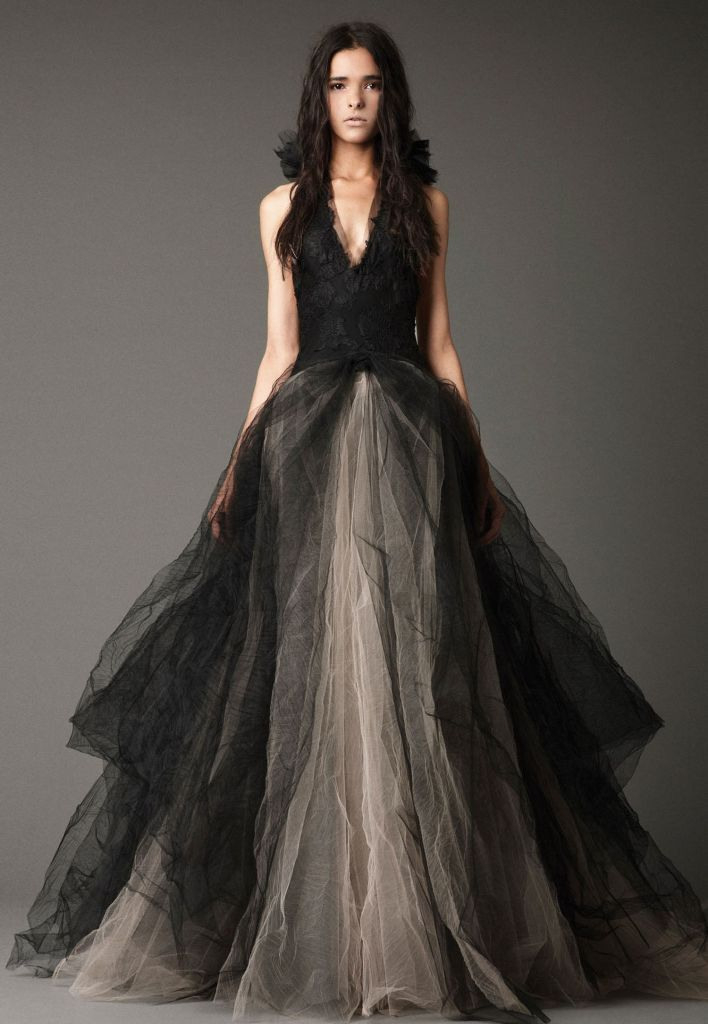 20 Schöne Schwarze Hochzeit Kleid Ideen  Schwarzes Kleid