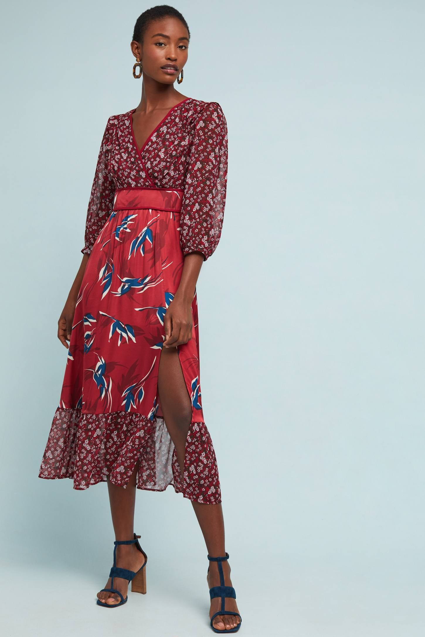 Adler Floral Dress  Trendy Outfits Dresses Chic Outfits