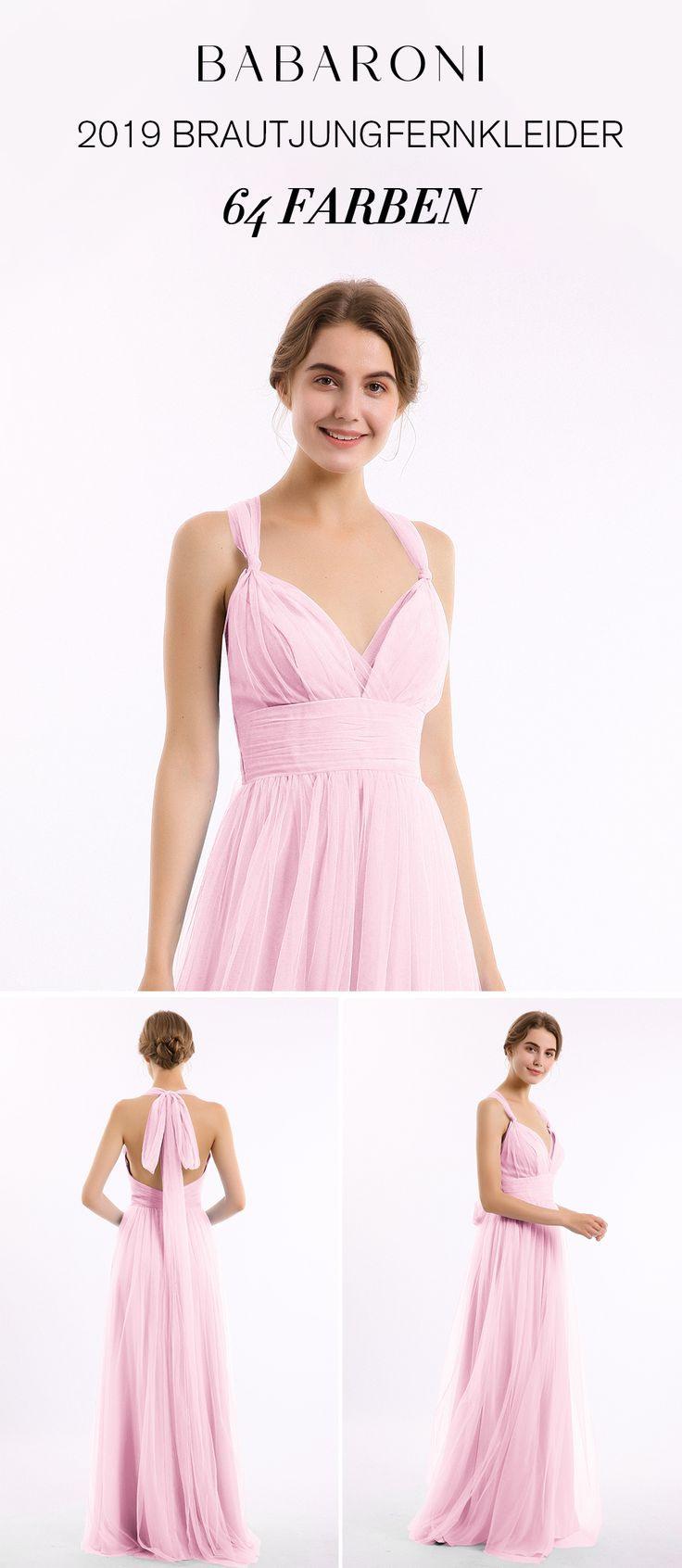 Babaroni Evelyn  Langes Abendkleid Kleider Für Festliche