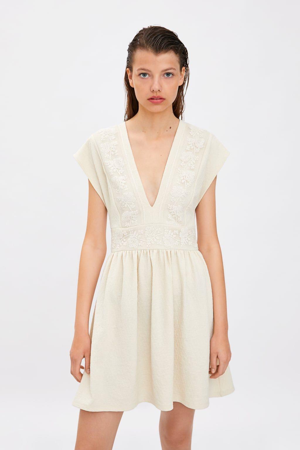 Γυναικεία Φορέματα  Νέα Κολεξιόν Online  Zara Ελλαδα