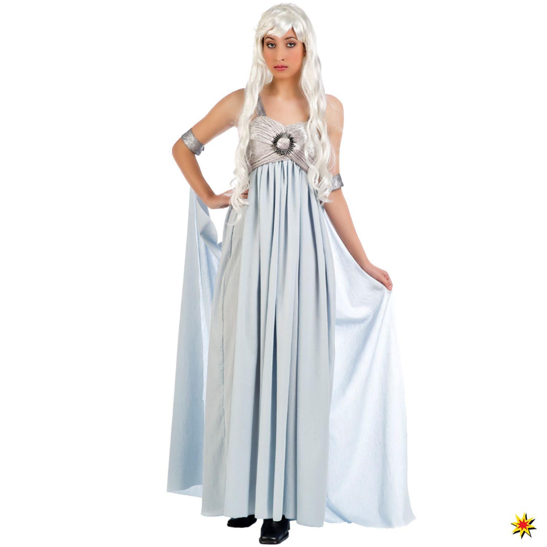 Damen Kostüm Griechische Athene Kleid  Kostüme Damen
