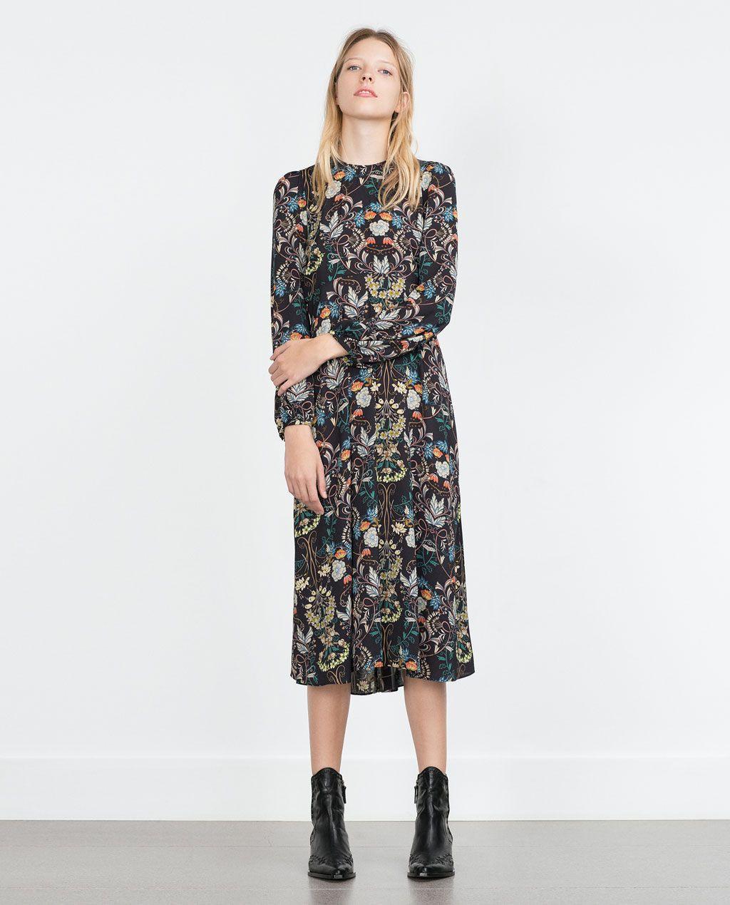 ザラZaraのスタンダードなワンピースで目指せファッション上級者♥  Kleider Damen