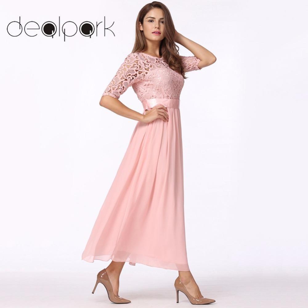 Kleid Zur Hochzeit Lang  Abendkleid